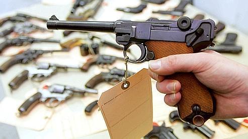 Nul ne sait exactement combien d'armes à feu circulent en France.