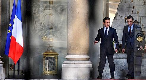 «Beaucoup de gens veulent entrer au gouvernement, mais ils ne mesurent pas qu'une fois qu'on y est, c'est beaucoup de souffrance, beaucoup d'épreuves, et qu'il faut du sang froid», a rappelé Nicolas Sarkozy, lundi, devant les cadres de l'UMP.