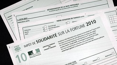 562.000 contribuables ont rempli cette année leur déclaration d'ISF.