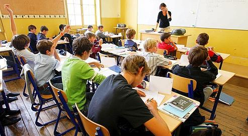L'établissement Saint-Jean de Passy a fait le choix de conserver des classes non mixtes au collège.