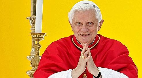 Benoît XVI (ici à Carpineto Romano, au sud de Rome, le 5 septembre dernier) doit faire face outre-Manche à de nombreuses polémiques entourant sa visite.