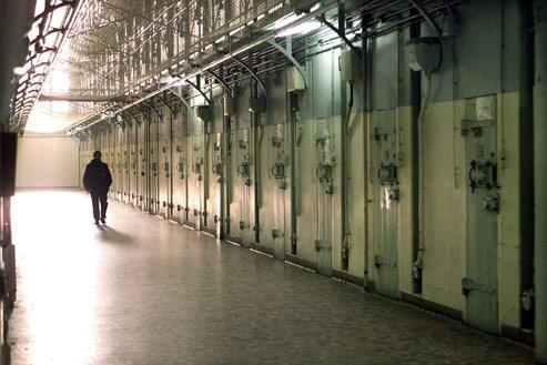 Sur les 1684 condamnations tombées pour viol en 2008, 1646 ont donné lieu à une peine privative de liberté. Crédits photo : REUTERS/Charles Platiau