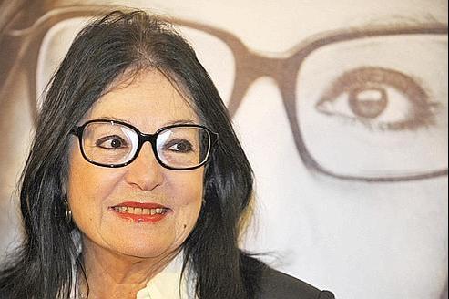 Nana Mouskouri en 2008.