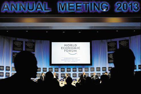 Le Forum de Davos a réuni 2500 dirigeants économiques et politiques.