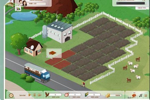 Un jeu qui veut faire aimer la politique agricole commune