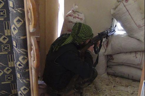 À Darraya, il ne reste plus que 1000 combattants, acculés dans la partie ouest de la ville au côté de 2000 civils.