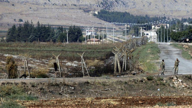 Poste frontière de Cilvegozy, l'un des principaux points d'entrée pour les réfugiés syriens en Turquie.