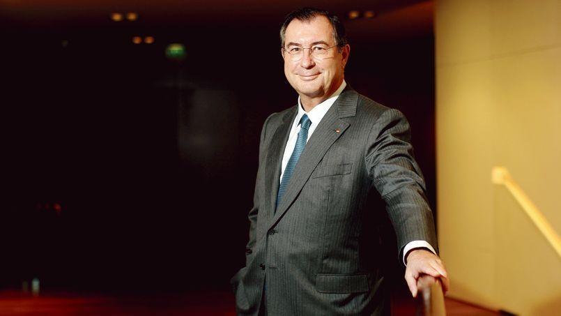 Martin Bouygues, le PDG du groupe Bouygues