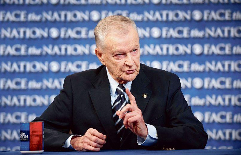 «Les Russes ont mené une attaque de gangsters contre la Crimée, camouflée, comme le ferait une mafia», assène Zbigniew Brzezinski.