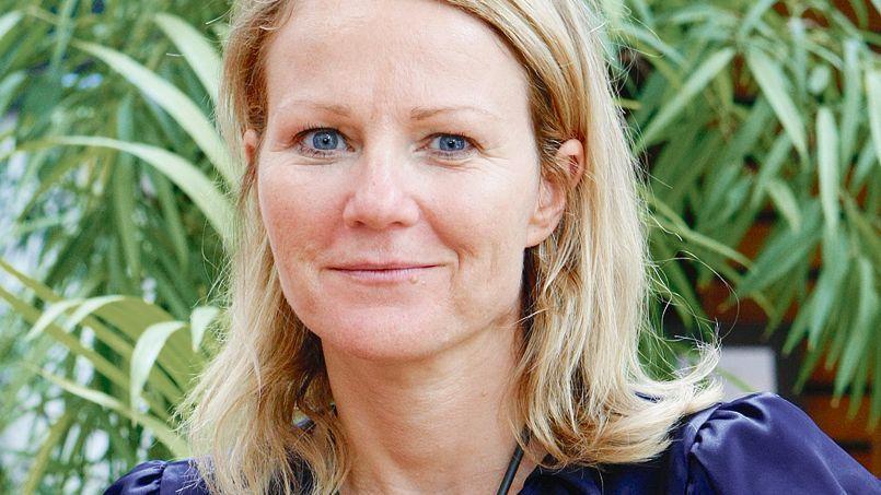 Fabienne Brugère, la professeur d'université dont la conférence, qui devait être donnée dans le cadre de la journée annuelle de la famille, a finalement été annulée.