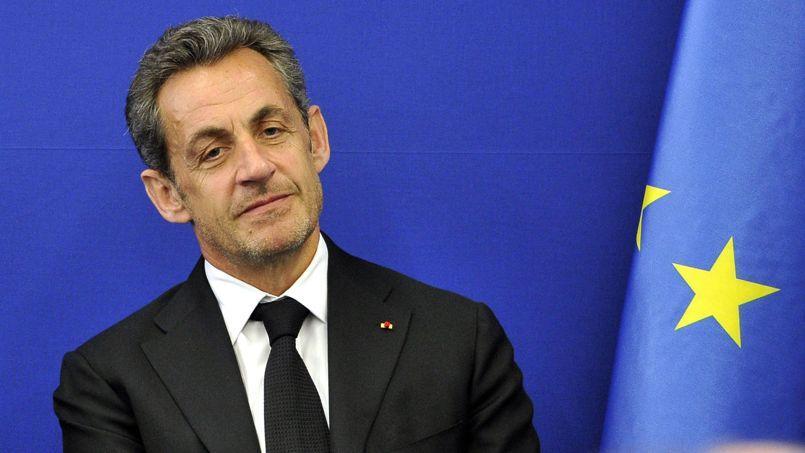 Nicolas Sarkozy en appelle aux «principes sacré de notre République».