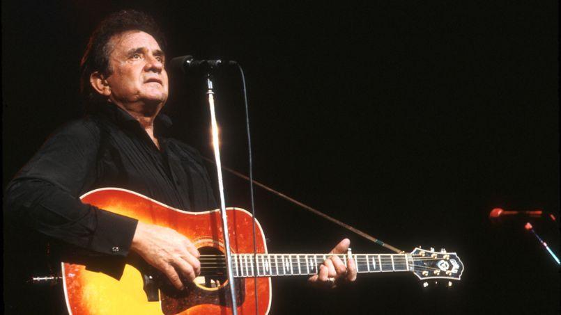 Johnny Cash, «l'homme en noir», a vendu 90 millions d'albums en près de cinquante ans de carrière.