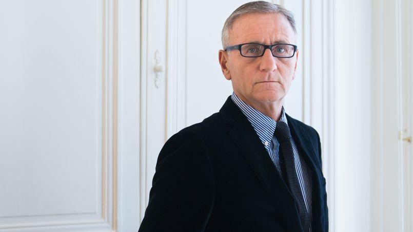 André Vallini, mercredi, dans son bureau.
