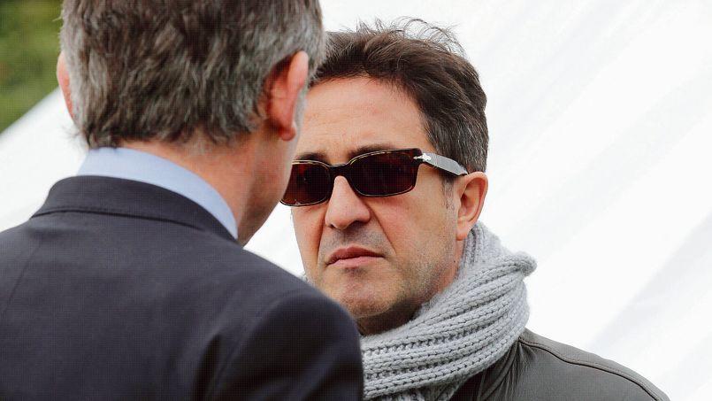 Aquilino Morelle <i>(</i><i>i</i><i>ci en 2012 à Aubervilliers) </i>est déjà sous le coup d'une enquête préliminaire du parquet financier pour prise illégale d'intérêts.