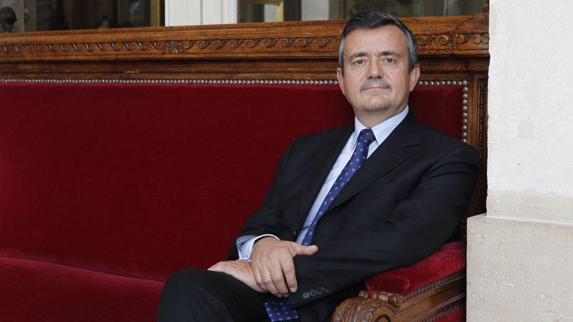«Nous voulons reconstruire la grande famille progressiste héritière de Valéry Giscard d'Estaing», déclare Yves Jégo.