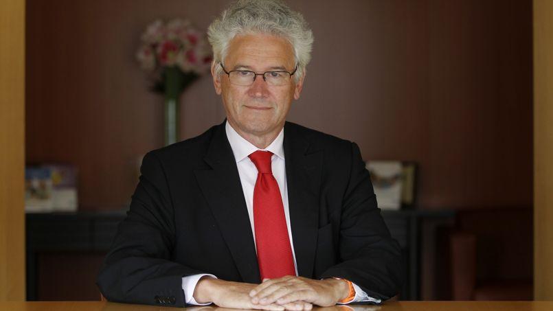 Hervé Junin: «La montée des violences accompagne le repli de l'autorité de la loi.»
