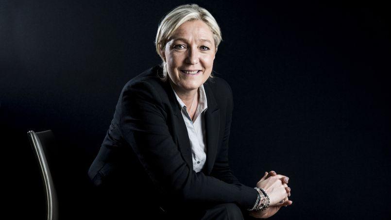 Marine Le Pen: «Notre implantation locale a été un grand succès des dernières élections.»