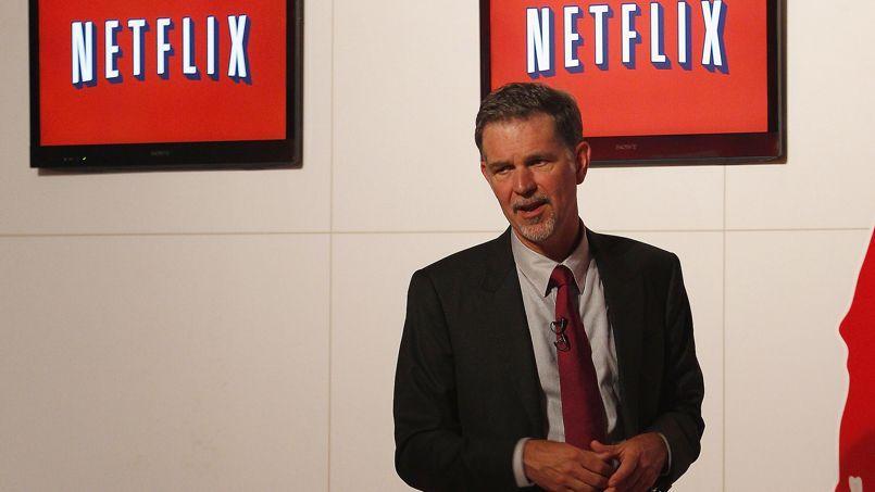 Reed Hastings: «Nous voulons soutenir la production française et cela passera par la création de nouvelles séries en France.»