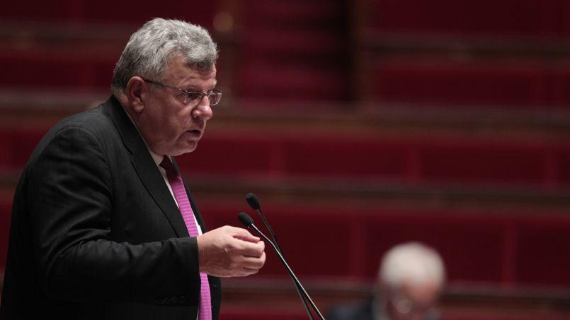 Christian Eckert, secrétaire d'État au Budget.
