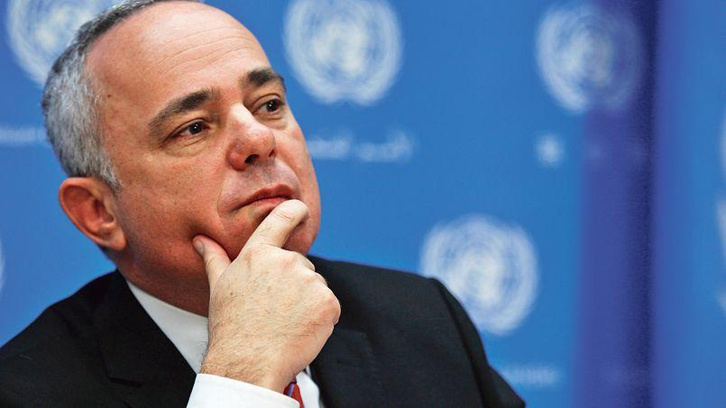Pour Yuval Steinitz, «l'État palestinien doit être l'aboutissement d'une négociation, le résultat de concessions réciproques. Tout geste unilatéral contribue à la perpétuation de la guerre».