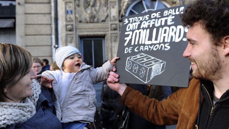 Les images insolites de la marche républicaine de Paris