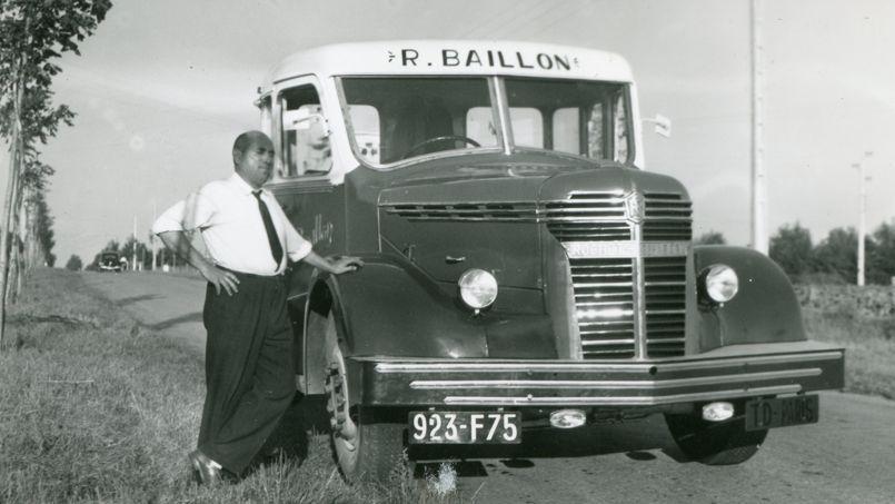 La collection Baillon véhicule sa légende