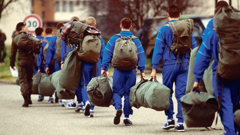 aux origines du service militaire