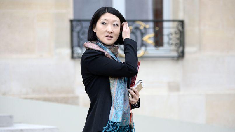 La ministre de la Culture Fleur Pellerin.