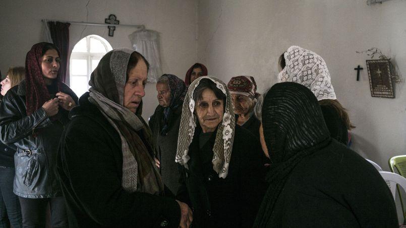 Kurdistan syrien : un chapelet de villages vidés de leurs habitants