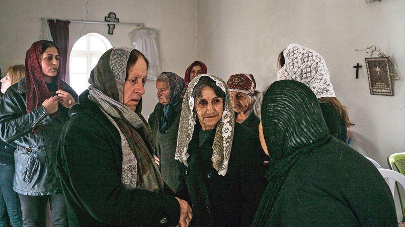 Syrie: l'État islamique enlève 90 chrétiens