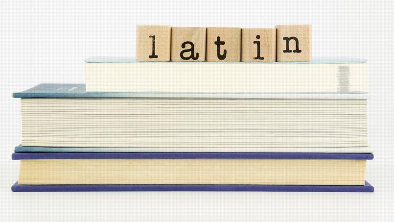 Si le latin séduit encore 20% des collégiens en 5e, ils ne sont plus que 15,8% en classe de 3e et 4% en terminale.