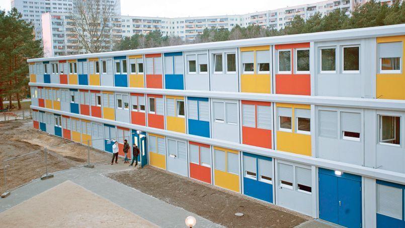 Berlin Et Ses Villages Conteneurs
