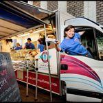 Kristin Frederick, sa street food de qualité sévit depuis unan dans les rues de Paris.