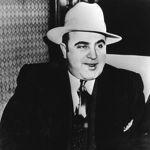 Le célèbre Al Capone pendant son procès, en 1931.