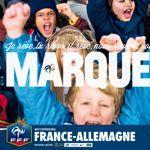 La campagne d'affichage «Tous fans des Bleus».