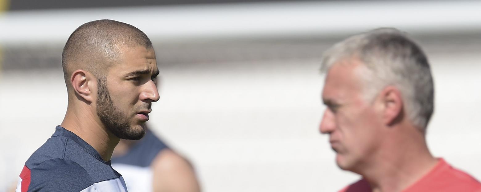 Pas d'Euro pour Karim Benzema