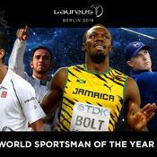 Envolez-vous pour les Laureus World Sports Awards 2016