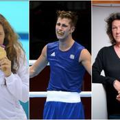 Camille Muffat aux Jeux olympiques de Londres