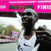 2 heures au marathon: l'homme y est (ou presque)