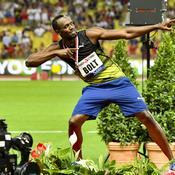 Bolt fait le show sur la piste de Monaco pour le dernier meeting de sa carrière