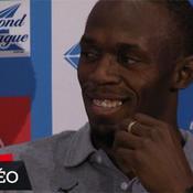 Bolt : «Je ne suis pas invincible»