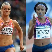 Dafne Schippers-Elaine Thompson : qui sera la reine du 100m ?