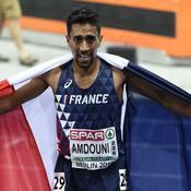 L'athlète français Morhad Amdouni suspecté de dopage