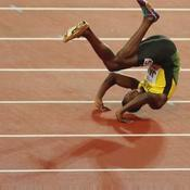 L'image athlétisme de 2017 : Usain Bolt