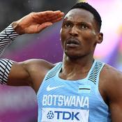 Pompes, course en solo, qualifications : la folle journée du «banni» Makwala