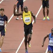 La terrible fin d'Usain Bolt en vidéo