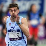 Lemaitre, décevant 6e du 200 m : «Je n'étais pas prêt»
