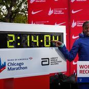 Marathon : la Kényane Brigid Kosgei explose le record du monde à Chicago