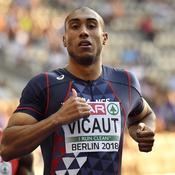 Vicaut, blessé avant la finale du 100 m : «Je suis triste mais il faut passer à autre chose»