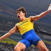 Perche : Duplantis efface le record du monde de Renaud Lavillenie